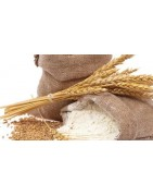 Flour and grains